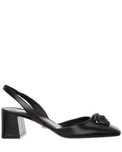 Disco Flower Pumps