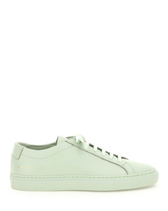 Black and Grey Fendi Faces Slip-On Sneakers
