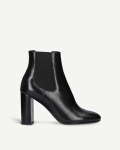 Loulou 95 leather Chelsea boots