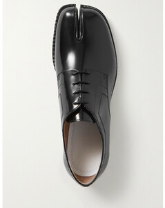 Embroidered Velvet Slippers with Leather