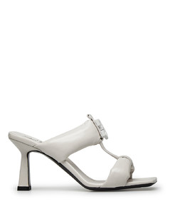 Python Rimella Loafers in Charcoal