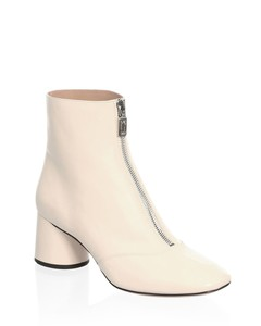 Natalie Front Zip Ankle Boots