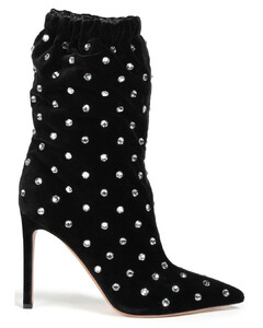 Arena Leather High-Top Sneakers