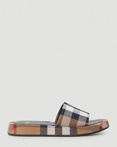 Leather Studded Sneakers
