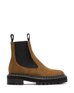 Sandals leather white satin Gucci loop