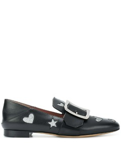 Janelle hearts loafers