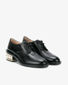 Black Casati Pearl 35 derby shoes