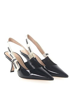 Slingpumps J'ADIOR patent leather black