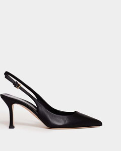 SUEDE AND LUREX ANKLE BOOTS