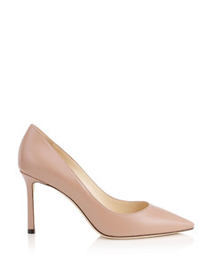Leather Romy Pumps 85