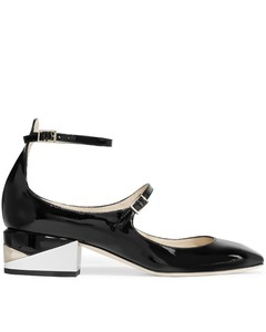 Wilbur patent-leather pumps
