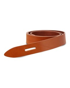 Leather Lecce belt