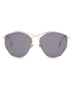 Stellaire4 round-frame sunglasses