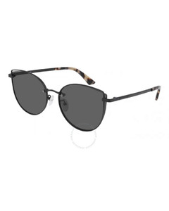 Black 3999 Suede Belt