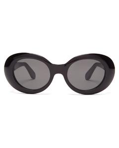 988f7b0da5fc6d Mustang oval acetate sunglasses