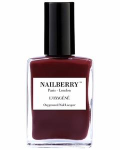 L'Oxygene Nail Lacquer Dial M For Maroon