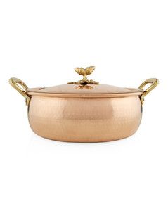 Historia Braiser Pan With Lid (28cm)