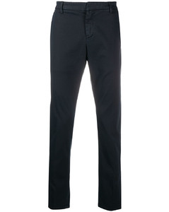 Grey Flannel Piano Trousers