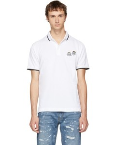White Angel Designers Polo