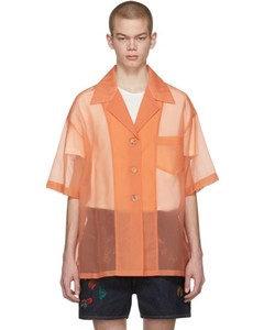 Orange Relovo S Seer Shirt