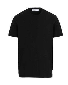 Fold front T-shirt