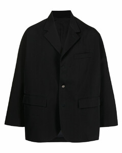 Dragon-embroidered corduroy bomber jacket