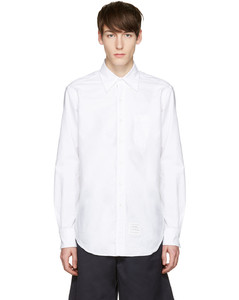 White Oxford Classic Shirt