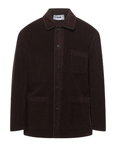 button tab tailored trousers