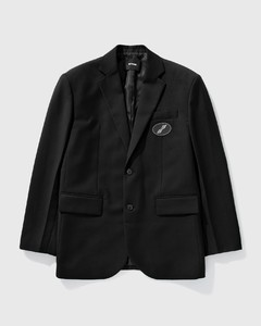Denim Shirt with Arm Patch