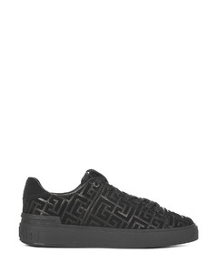 Scuff Plaid Slippers