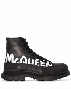Albert low-top leather trainers
