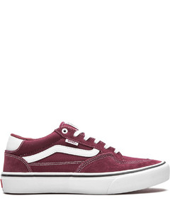 Linea Rossa Rubber-Panelled Mesh Sneakers