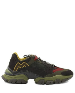 Suede Tobacco Sneakers