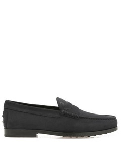 Sneaker high Lewis leather suede black