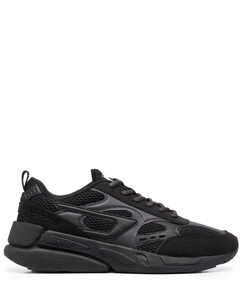 Penny Loafer Slipper BOSTON Leather black Scotchgrain Goodyear Welted
