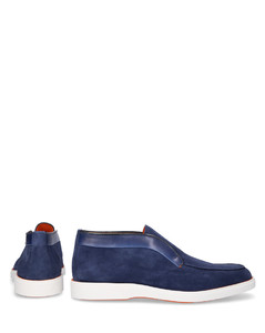 Loafer D00640 suede brown