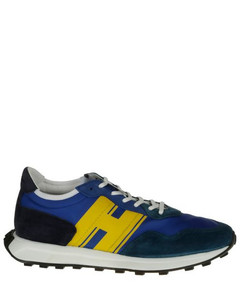 Derby lace-up shoes calfskin black straight toe cap Full Brogue