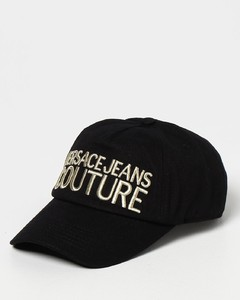 Blue logo embroidered cap
