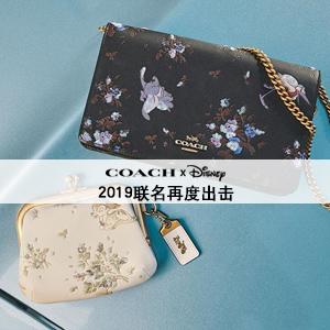Coach X  Disney 2019联名再度出击