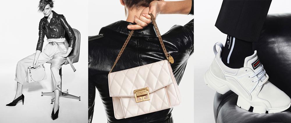 Givenchy 2019春夏系列:镜中美学,跨越性别界限