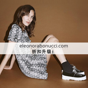 Eleonorabonucci:折扣品额外30%OFF