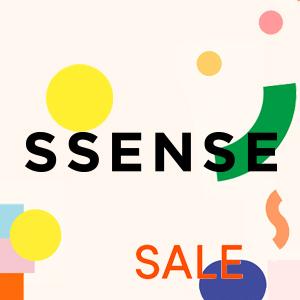 SSENSE年中大促高达60%OFF,拼手速一年仅两次!