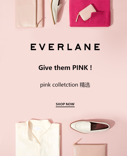 Everlane: Give them PINK !