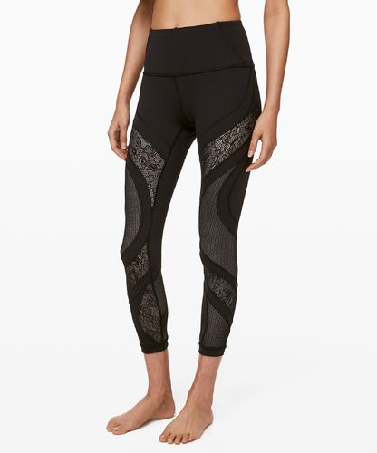 Wunder Under Hi-Rise Tight 25' Special Edition Lace