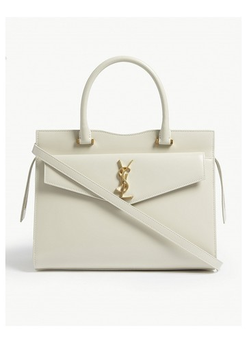 Monogram Uptown small leather tote