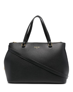 056add1ee6 Hampshire vintage check leather cross-body bag