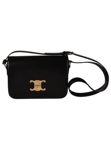 Celine Foldover Shoulder Bag