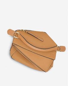 Puzzle small leather shoulder bag 561888c028