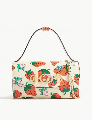 Mini Linea Borghese shoulder bag
