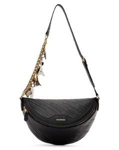 Black Leather Souvenir Bag 65eff25ec2